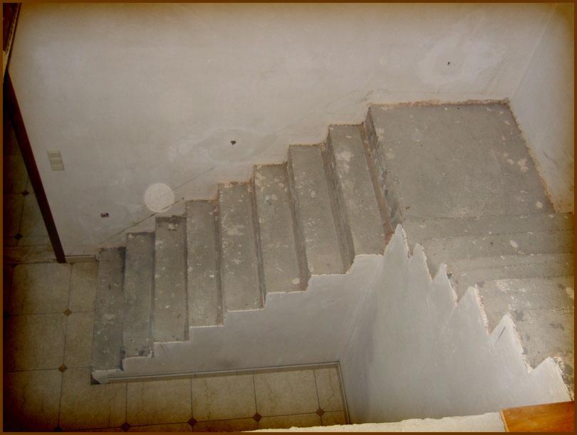 Trappen reynders betonbekleding